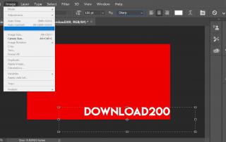 Adobe Photoshop Screenshots