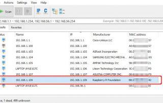 Advanced IP Scanner Screenshots