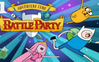 Adventure Time: Battle Party