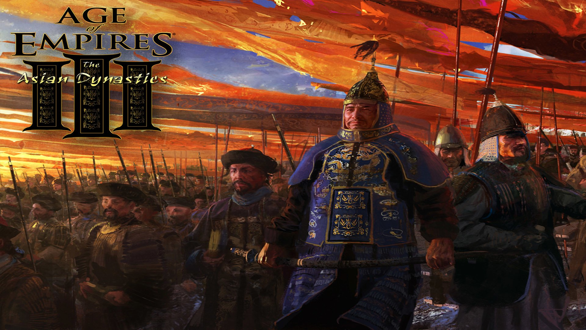 Age of Empires III: The Asian Dynasties Free Download for