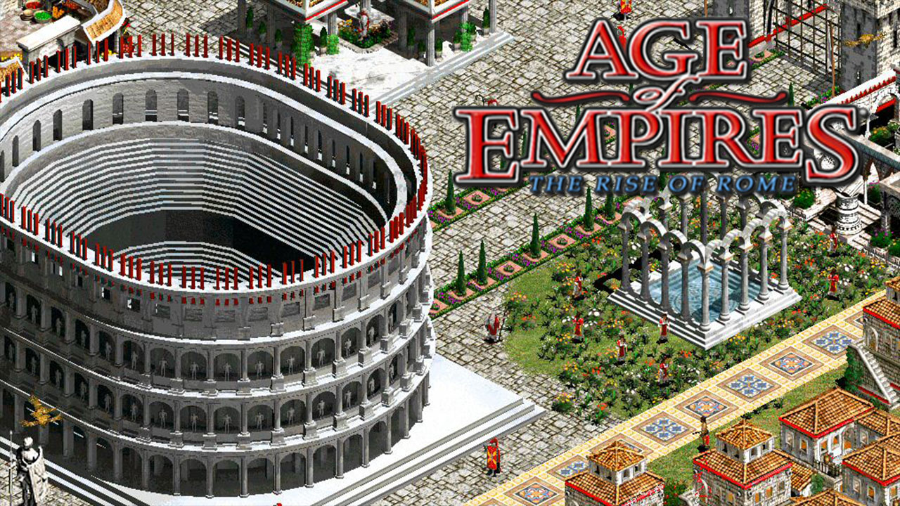 AGE OF EMPIRES I - RISE OF ROME - AgeMania - Age of ...