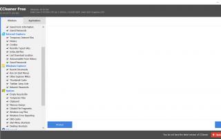 CCleaner Screenshots