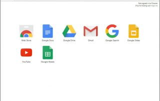 Google Chrome Screenshots