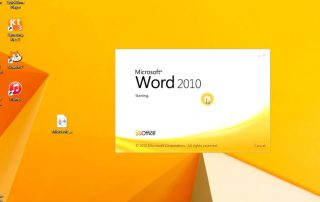 Microsoft Office 2010 Screenshots