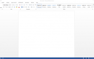 Microsoft Office 2013 Screenshots