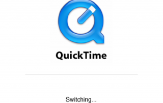 QuickTime Screenshots