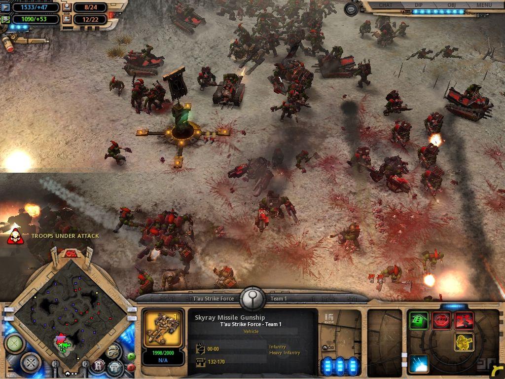 warhammer 40k dawn of war dark crusade download free