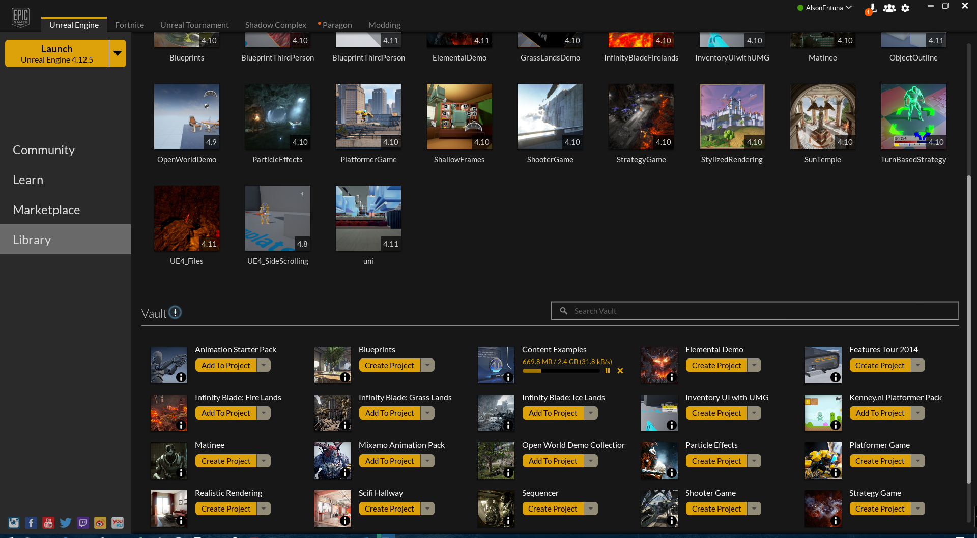 Epic Games Launcher Free Download for Windows - SoftCamel