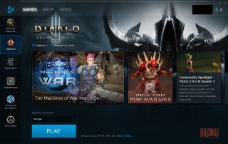 Blizzard Battle.net Desktop App